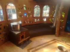 Rocket+Mass+Heaters:+10x+More+Efficient+Than+A+Wood+Stove:+Beautiful+And+Functional!