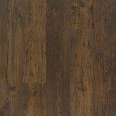 Pergo XP Warm Chestnut 10 mm Thick x 7-1/2 in. Wide x 54-11/32 in. Length Laminate Flooring (16.93 sq. ft. / case), Dark