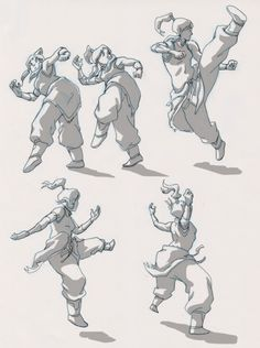 Korraaaaaaa Animation Storyboard, Animation Sketches, Animation Reference, Art Reference Poses, Art Sketches, Art Drawings, Character Poses, Character Design References, Character Drawing