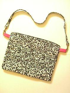 Customizable Laptop Bag  Laptop Tote  Fabric by SewSouthwest