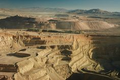 Barrick begins sale of stake in Chile's Zaldivar copper mine Gold Miners, Debt, Chile, Grand Canyon, Mount Rushmore, Copper, Racing, How To Get, World