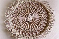 Круглый поднос из джута. Поднос для завтрака. Красивые салфетницы. Декоративный поднос своими руками. Оригинальный подарок. Салфетницы из джута.