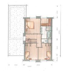 Villa Tandvlinder/w3_Huisbouw Tandvlinder plattegrond verdieping.jpg