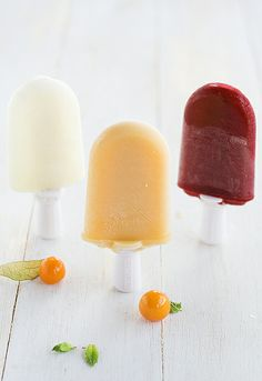 Probando la máquina de polos Zoku :)    http://www.unodedos.com/recetario-de-cocina/polos-de-lima-limon-probamos-la-maquina-de-helados-zoku/