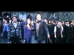 Voldemort Hugs Draco (CREEPY REMIX) - YouTube
