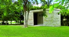 Albabath / Exterior Pod / Yucatan Country Club / golf