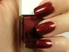 e.l.f Cosmetics Disney Villains Cranberry