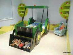 Chambre Tracteur My Little A Idee Jacob Pinterest