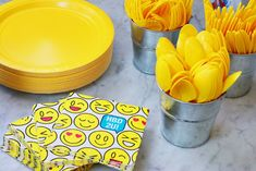 Fab Everyday   Because Everyday Life Should be Fabulous   www.fabeveryday.com: OMG! An Emoji-Themed Kid's Birthday Party