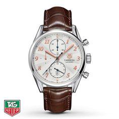 TAG Heuer Men's Watch Carrera Heritage CAS2112.FC6291