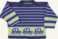 """""""BIL-BLUSE"""" Jersey Bicolor, Baby Born Clothes, Baby Knitting Patterns, Knitwear, Knit Crochet, Pullover, Arya, Sweaters, Tops"""