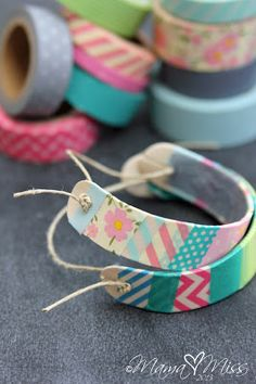 10 Washi Tape Crafts Kids Love10 Easy Activities To Help Keep The Kids Busy This Summer10 Mess Free Crafts Kids Love