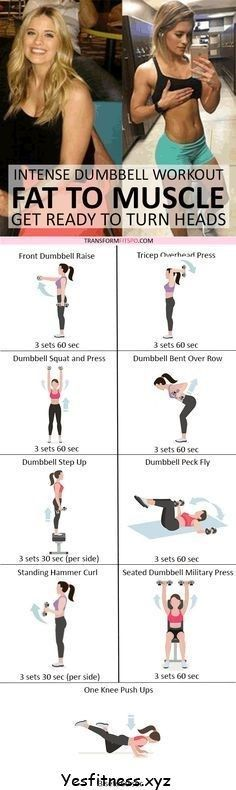 Adding weights makes the muscle fat! Get ready to shoot - fashion women 60 - Fast results dumbbell training! Adding weights makes the muscle fat! Get ready to shoot - Fitness Motivation, Fitness Diet, Health Fitness, Female Fitness, Female Motivation, Fitness Sport, Health Club, Muscle Fitness, Mens Fitness