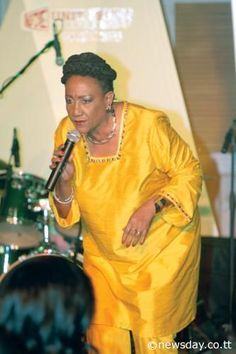 Mavis John's musical career began at 16 and she became known as the 'Soul Queen' of the Caribbean. She has a unique voice (like no other) and her style draws from calypso, jazz and soul music, but fits no particular genre. I went to http://www.ecaroh.info/mavis_sings11.mp3 and listened to little bits of her songs and I just wanted to hear more.