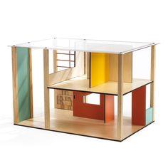 Djeco Maison de poupées Cubic house-product