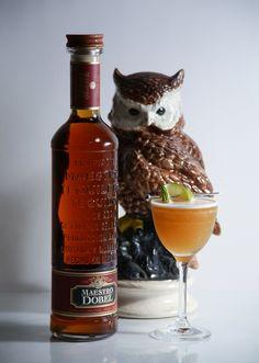 Maestro Dobel Tequila y dos exquisitas combinaciones para Halloween