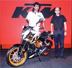Bajaj KTM 390 Duke India Launch