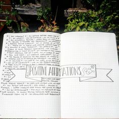 """92 Likes, 8 Comments - BuJo Lab (@bulletjournalexperiments) on Instagram: """"Outside, where it's bright and sunny, bringing even more positive vibes into my bullet journal.…"""""""