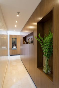 Arch Niches In Hallways Design Ideas, Pictures, Remodel, and Decor - page 18