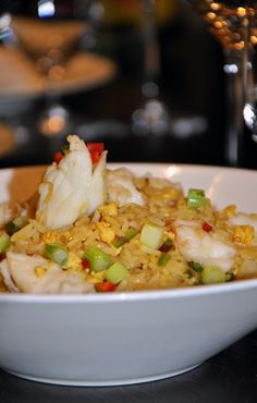 Spicy XO Lobster Fried Rice
