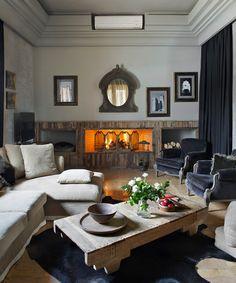 villa chic bohème à marrakech