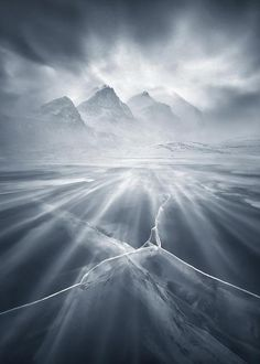 Homage to the Mountain by Marc Adamus