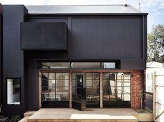 Casas con encanto: decoración en blanco y negro