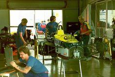 (Nigel Mansell's) Williams FW11B - Honda RA167-E 1.5 V6 (t/c - 4.0 bar limited)(Great Britian 1987)