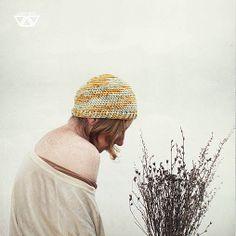 diEnes / For Nature II ... ecofriendly organic cotton handmade crochet hat