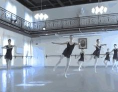 Olga Smirnova's grand allegro, Vaganova Ballet Academy graduation exam 2011.