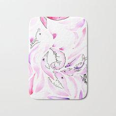 Get the pink doodles bathmat from Pinto & Co. Bath Mat, Doodles, Phone Cases, Pink, Stuff To Buy, Design, Rose, Phone Case, Doodle