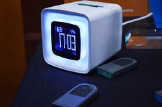A look at the Sensorwake at CES.