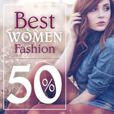 Best Women Fashion -50%