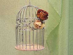 МК Декоративная клетка | Ярмарка Мастеров - ручная работа, handmade