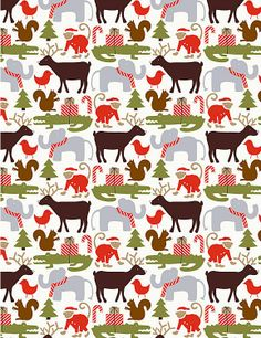 Saccharine Sweeties - Gift Wrap Roll 2 Sheets - $3.25 - French ...