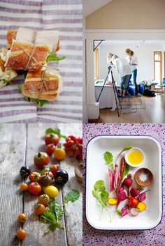Food styling and photography workshop in Whistler :: Cannelle et Vanille