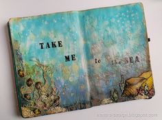 Take me to the Sea, AJ page
