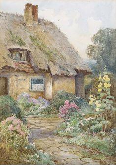 Theresa Sylvester Stannard: A Cottage