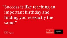 From The Economist Espresso: Quotation of the day