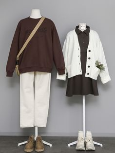 Here's Stylish korea fashion clothing 5637199764 Korean Fashion Trends, Korea Fashion, Vogue Fashion, Kpop Fashion, Cute Fashion, Asian Fashion, Fashion Outfits, Kpop Mode, Matching Couple Outfits
