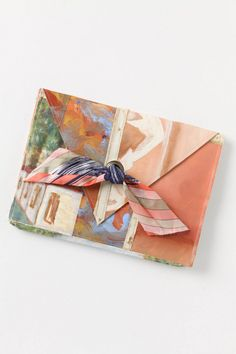 you see a clutch...I see a work of art. So inspired by the colors and feel of it.