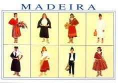 Trajes de Portugal - Traditional Costumes