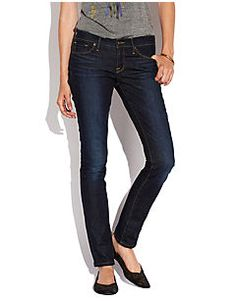 Charlie Skinny jeans from Lucky - fit perfectly and so comfortable