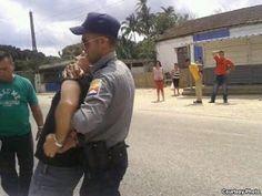 ERMITA 52: Imagenes sobre arresto de dama de Blanco
