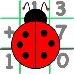 """MushiKui is a Japanese word which literally means """"eaten by bugs"""". The bugs have eaten parts of solved arithmetic problems, thus resulting in math puzzles. These puzzles are very popular in Japan amongst the primary/elementary school kids Maths Puzzles, Puzzles For Kids, Free Math Apps, Japanese Words, School Kids, Arithmetic, Elementary Schools, Bugs, Popular"""
