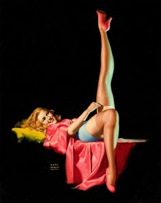 Earl Moran – Pin Up and Cartoon Girls Art Earl Moran, Pinup Art, Pin Up Girl Vintage, Photo Vintage, Vintage Art, Retro Art, Vintage Pins, Vintage Style, Vintage Ladies