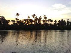 Rio Preguiças, Barreirinhas, Maranhão