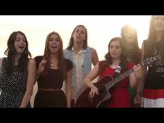 """O! M! G! Cimorelli covers """"Mirrors"""" by Justin Timberlake with James Maslow from BIG TIME RUSH!!!! This is soo good! <3"""