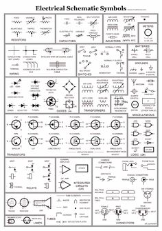 56 best electrical symbols images learning education engineering rh pinterest com