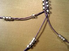 Beaded Braid Bracelet tutorial
